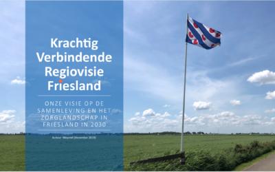 Krachtig Verbindende Regiovisie Friesland